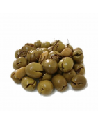 Green Olives naturally fermented